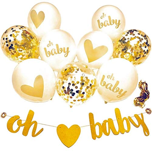 Baby Shower Decorations Gender Reveal Party Neutral Boy