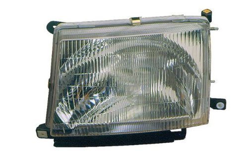 Toyota Tacoma Replacement Headlight Assembly - 1-Pair by (99 Toyota Tacoma Headlights)