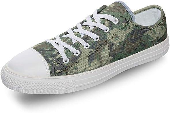 Walking Tennis Canvas Shoes Flats