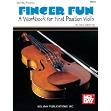 Finger Fun: A Workbook for 1st Position Violin