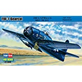 Hobby Boss F8F-1 Bearcat Airplane Model Building Kit