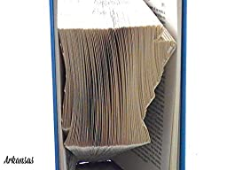 US State Book Origami - Choose Your State