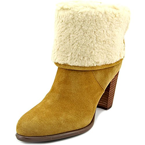 Women's Orange Katelynn Tommy Boots Suede Hilfiger aR5nqOf