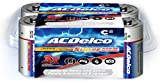 Best C Batteries - ACDelco C Super Alkaline Batteries, 8-Count Review