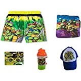 Teenage Mutant Ninja Turtles Swim Trunks and Beach Set