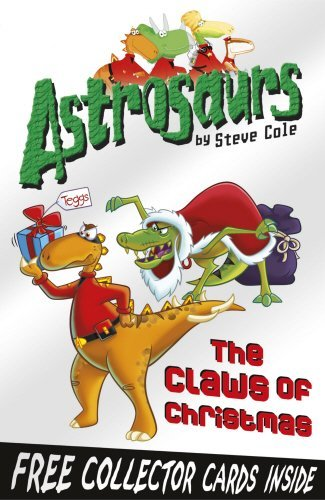 Download Astrosaurs 11: The Claws of Christmas pdf epub