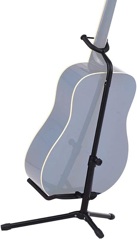 Soporte para guitarra eléctrica, trípode de metal, soporte para ...