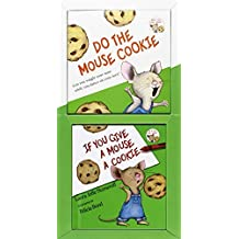 If You Give A Mouse A Cookie Mini Book And Cd: Written by Laura J Numeroff, 2007 Edition, (Box Har/Co) Publisher: Festival [Hardcover]