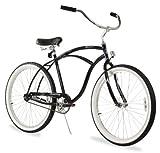 Firmstrong Urban Man Single Speed Beach Cruiser Bicycle, 26-Inch,...