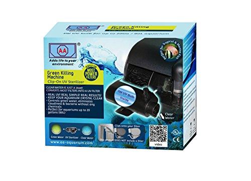 Buy aquarium uv light 10 gallon