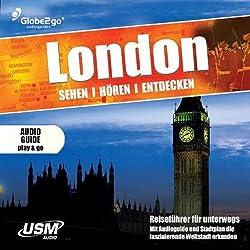 London sehen, hören, entdecken