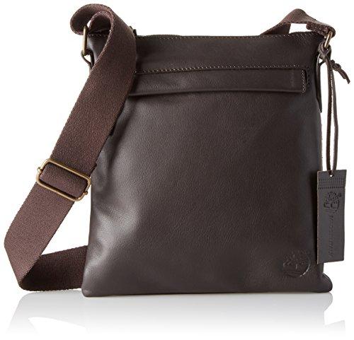 Timberland Tb0m5341 - Shoppers y bolsos de hombro Hombre Marrón (Cocoa)