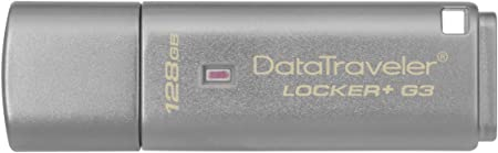 Kingston Adds 128GB Capacities to Encrypted USB Flash Drives