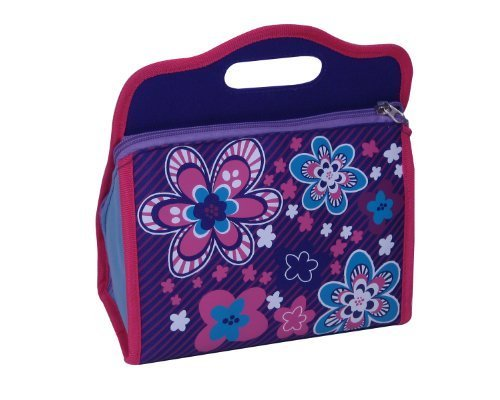 Neat-Oh Blossom Bags Blue Lunch Box by Neat Oh