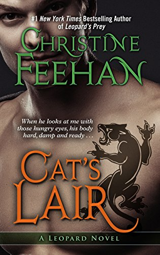 book cover of Cat\'s Lair