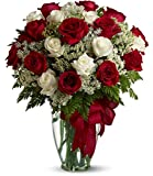 Chicago Flower Co. - Love's Divine Bouquet - 2Dz Long Stemmed Roses - Fresh and Hand Delivered