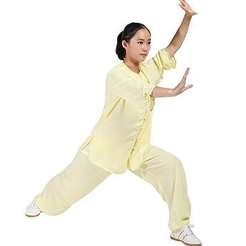 Amazon.com: De la Mujer Artes Marciales Tai Chi Kung Fu ...