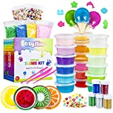 25pc Slime Kit For Making DIY Crystal Clear...