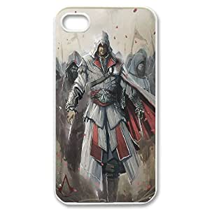 Best Quality [SteveBrady PHONE CASE] Assassin's Creed For Iphone 4 4SCASE-13