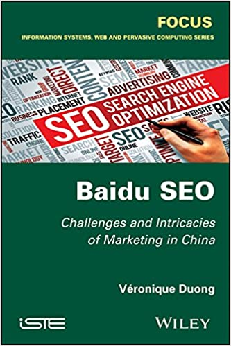 Baidu SEO, challenges and intricacies of marketing in China, Veronique DUONG, international SEO expert