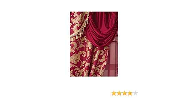 Amazon.com: All-in-One Curtain Set: Home & Kitchen