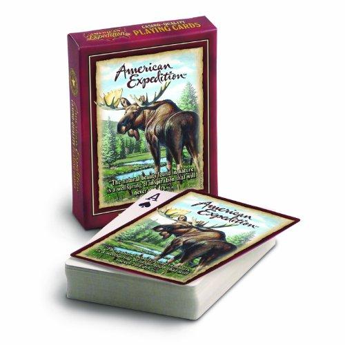 Wildlife Playing Cards (Moose) (Sea Dog Costume)