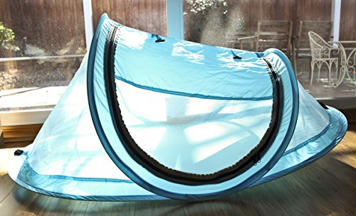 MooMooBaby Pop-Up Baby Beach Crib Tent by MooMoo Baby (Image #2)