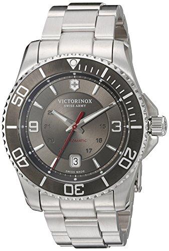 Victorinox-Mens-Maverick-Swiss-Automatic-Stainless-Steel-Casual-Watch