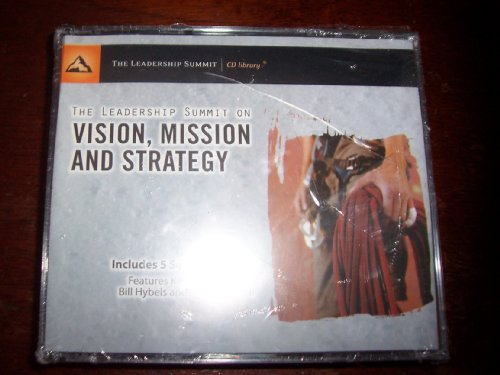 Price comparison product image The Leadership Summit on Vision,  Mission and Strategy