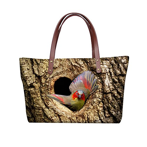 FancyPrint Animals Print Bags Tote C8wcc5083al School Women Bages rgrqwdf