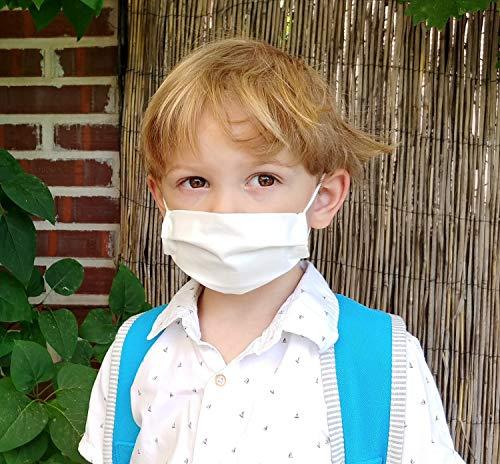51JlawqiuRL ✅ Mascarilla higiénica reutilizable de alta protección homologada UNE 0065:2020 (Norma Ministerio Sanidad España) mediante ensayo EN14683:2019 ⭐ Tela 100% algodón tratado con tecnología Cottonblock (propiedades hidrófugas y de bloqueo): repele las microgotas de saliva dentro y fuera; facilita la respiración. ⭐ Test de laboratorio de protección BFE 98,2% ⭐ Protección bidireccional, proteje al que la lleva y a los demás (no excluye de cumplir las normas de distanciamiento social). ✅ Cuida la piel de tu cara con nuestra tela 100% algodón sin elementos tóxicos ni fibras artificiales que provoquen rojeces, alergias, eccemas o irritaciones, incluso llevándola todo el día. ⭐ 100% libre de fluorcarbono, ftalatos y teflones. ⭐ Certificado OekoTex 100 Class 1 (sin sustancias nocivas). ⭐ Alta transpiración, ideal para el verano, ejercicio ligero y/o personas que hablan a menudo con mascarilla. ⭐ Sin elementos rígidos para no dejar marcas en nariz o cara y tener máxima comodidad. ✅ Fabricada en España (tejido y confección) y testada en el laboratorio español Eurecat (ensayo 2020-017772) ⭐ Sin tener que añadir filtros desechables, sólo hay que lavarla para reutilizarla. ⭐ Muy ligera y cómoda, con gomas especiales para que no duelan las orejas y diseñada de forma ergonómica en acordeón para poder hablar con la mascarilla puesta sin que se descoloque. ⭐ Muy cómoda para respirar gracias a una presión diferencial de sólo 15Pa/cm2 (respirabilidad probada en laboratorio).