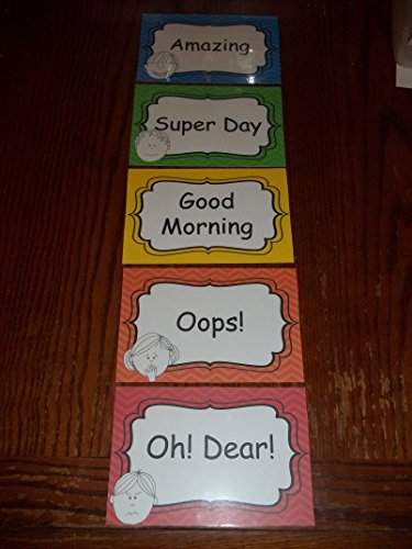 clip charts for classroom - 2