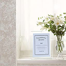 Giftgarden A4 Size Document Certificate Picture Frame