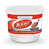 Boost Nutritional Pudding, Chocolate, 5 oz Cups, 48 Pack