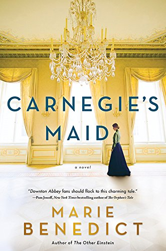 Carnegie's Maid: A Novel cover
