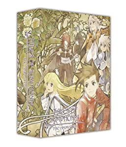OVA 「テイルズ オブ シンフォニア THE ANIMATION」 EXTENDED TRILOGY BD-BOX [Blu-ray]