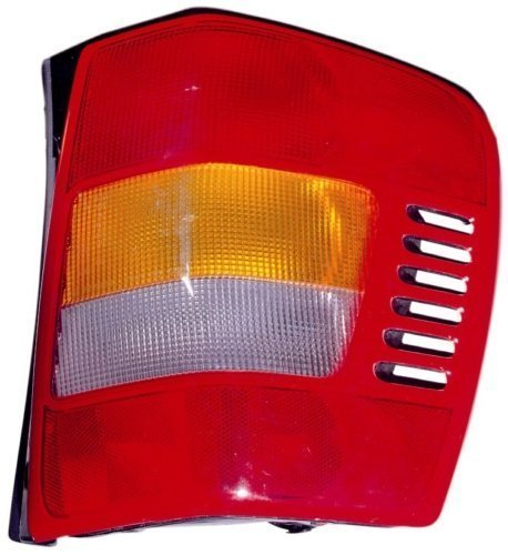 Jeep Grand cherokee Replacement Tail Light Assembly - Passenger Side ()