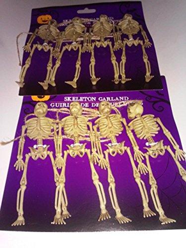 5' Hanging Skeleton - 3