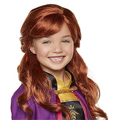 Disney Frozen 2 Anna Wig, 18
