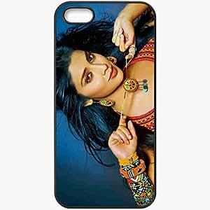 Personalized iPhone 5 5S Cell phone Case/Cover Skin Amazing Babe Shriya S Bollywoodbabe Maywednesday Versionone Black