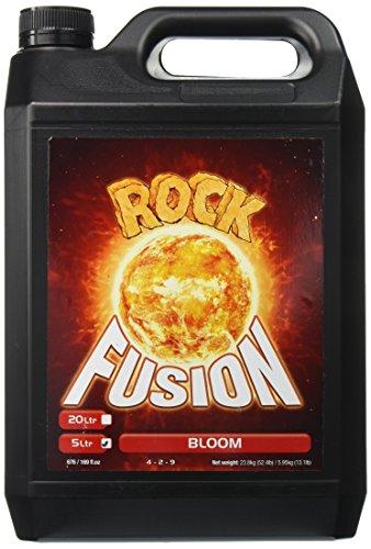 Rock Nutrients GGFBN5L Rock Fusion Bloom Base, 5 L Nutrient, White