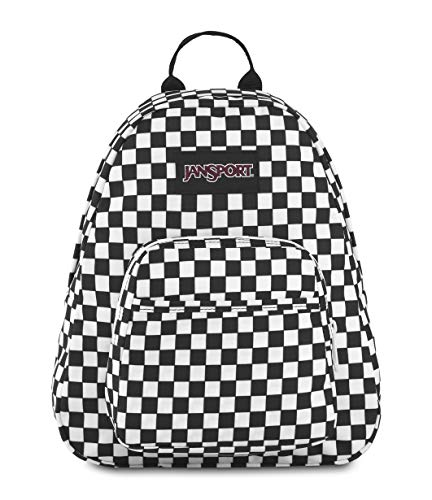 JanSport Half Pint Mini Backpack - Ideal Day Bag for Travel & Sightseeing | Finish Life Flag Print ()