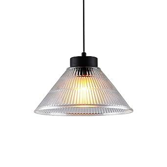 SADASD - Lámpara de techo de estilo retro retro, lámpara ...