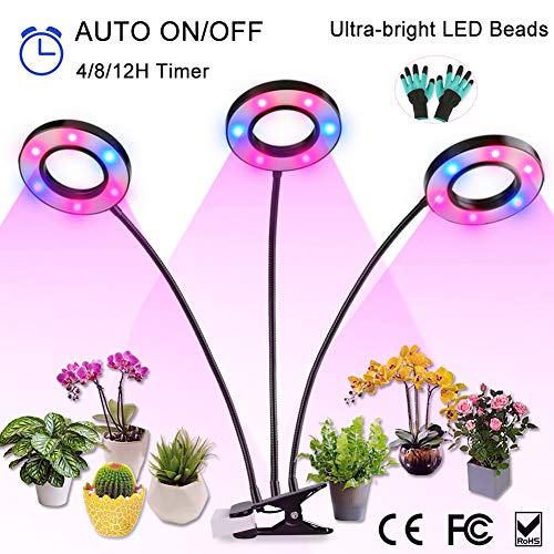 Round Led Grow Lights in US - 4