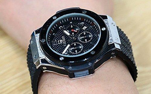 Amazon.com: Relojes de Hombre Chronograph Sport Watch De Hombre Para Caballero De Vestir RE0063: Everything Else