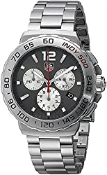 Tag Heuer Men's CAU1113.BA0858 Formula 1 Anthracite Dress Watch