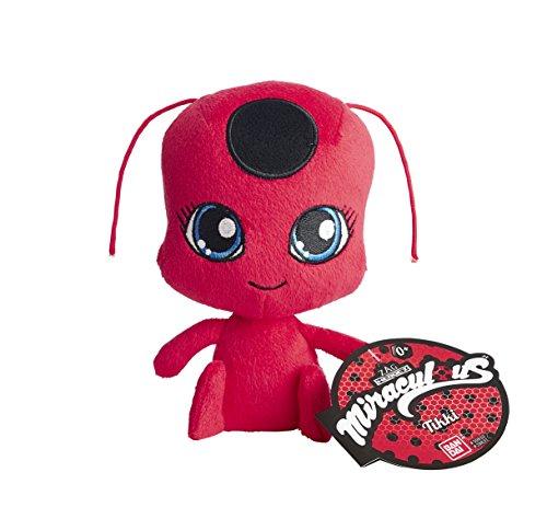 Miraculous Miraculous 39831 15 Cm Ladybug Tikki Plush Toy ()