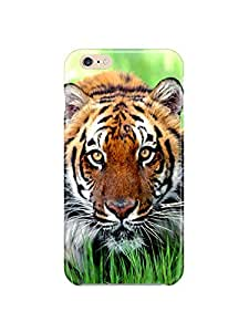 "i6p 0431 Tiger Glossy Case Cover For IPHONE 6 PLUS (5.5"") by ruishername"
