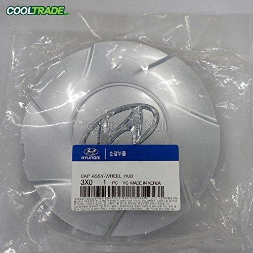 - Genuine OEM Hyundai Wheel Center Cap 52960-3X300 Qty=1