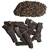 Coals 4 You FP-AMLF-LZVT Charcoal, Black